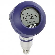 Преобразователь модель WIKA UPT-20 с отверстием для отбора давления.
