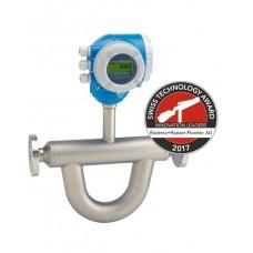 Прибор для измерения расхода жидкости с газом