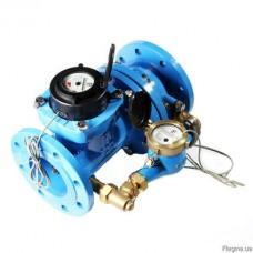 WPVD–UA - счётчик воды турбинный комбинированный.