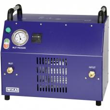 Переносной вакуумный компрессор для откачки элегаза. Модель GVC-10