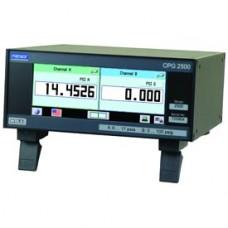 Прецизионный индикатор давления 1 или 2-х канальное исполнение (WIKA)