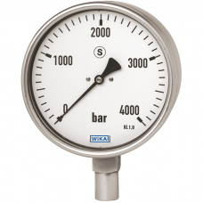 Манометр на высокое давление WIKA 222.30