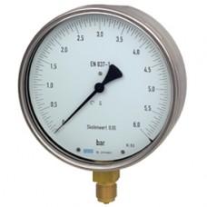 Манометры для прецизионных измерений WIKA 312.20
