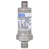 Виброустойчивый датчик давления WIKA MH-1