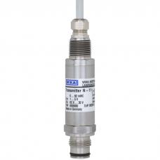 Невоспламеняемый датчик давления WIKA N-10
