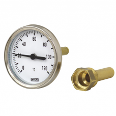 Биметаллические термометры WIKA A46