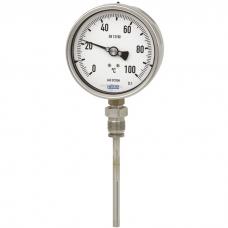 Манометрические термометры WIKA R73