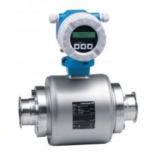 Promag 10H, 50H, 53H электромагнитный расходомер для пищевой промышленности